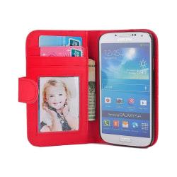 Mobilplånbok Foto Samsung Galaxy S3 (GT-i9300) Röd