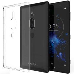 Silikon skal transparent Sony Xperia XZ2 Premium (H8166)
