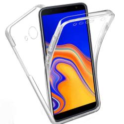 360° heltäckande silikon skal Samsung Galaxy J4 Plus (SM-J415F