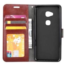 Mobilplånbok 3-kort Sony Xperia L2 (H3311) Brun
