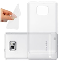 Silikon skal transparent Samsung Galaxy S2 (GT-i9100)