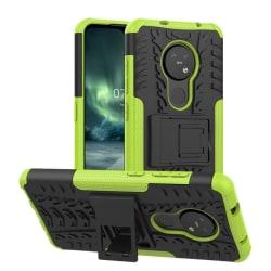 Stöttåligt skal med ställ Nokia 7.2 (TA-1178) Grön