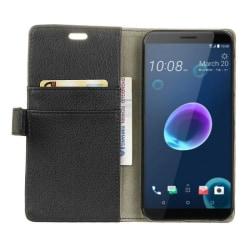 Mobilplånbok 2-kort HTC Desire 12 Svart