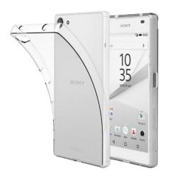 Silikon skal transparent Sony Xperia Z5 Compact (E5823)