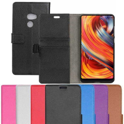 Mobilplånbok 2-kort Xiaomi Mi Mix 2 Brun