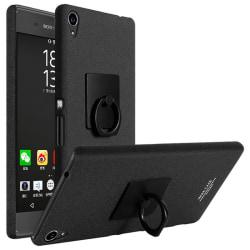 IMAK Ring Case Sony Xperia XA Ultra (F3211) Svart