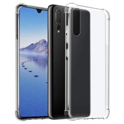 Shockproof silikon skal Huawei P30 (ELE-L29)