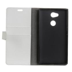 Mobilplånbok 2-kort Sony Xperia L2 (H3311) Vit