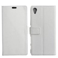 Mobilplånbok 2-kort Sony Xperia XA Ultra (F3211) Vit