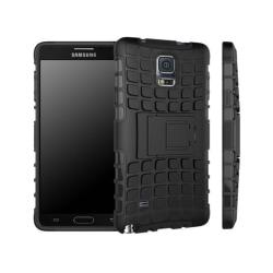 Stöttåligt skal med ställ Samsung Galaxy Note 4 (SM-N910F) Svart