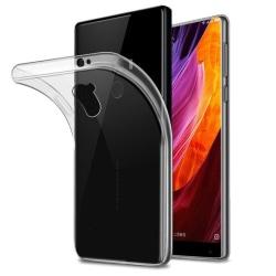 Silikon skal transparent Xiaomi Mi Mix 2