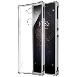IMAK Shockproof silikon skal Sony Xperia L2 (H3311) Transparent