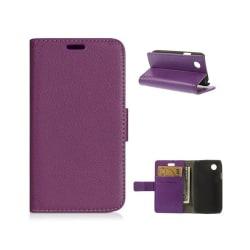 Mobilplånbok 2-kort LG L40 (D170) Lila