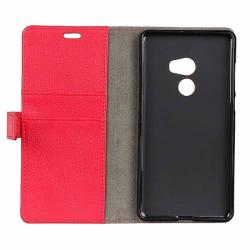 Mobilplånbok 2-kort Xiaomi Mi Mix 2 Röd