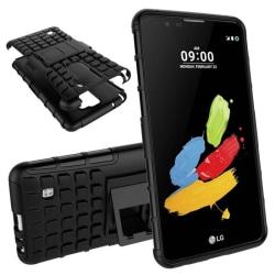 Stöttåligt skal med ställ LG Stylus 2 (F720) Svart