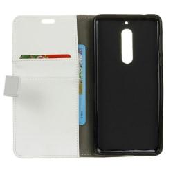 Mobilplånbok 2-kort Nokia 8 (TA-1004) Vit