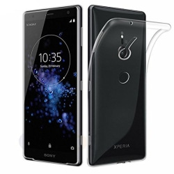 Silikon skal transparent Sony Xperia XZ2 (H8266)
