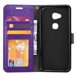 Mobilplånbok 3-kort Sony Xperia L2 (H3311) Lila