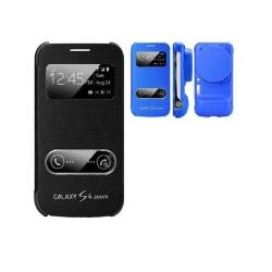 Flipfodral Samsung Galaxy S4 Zoom (C1010) Svart