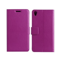 Mobilplånbok 2-kort Sony Xperia Z5 Premium (E6853) Lila