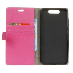 Mobilplånbok 2-kort ZTE Blade V8 Rosa
