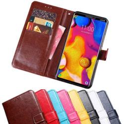 Mobilplånbok 3-kort LG V40 ThinQ (LM-V405) Vit