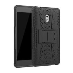Stöttåligt skal med ställ Nokia 2.1 2018 (TA-1080) Svart