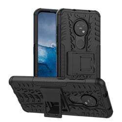 Stöttåligt skal med ställ Nokia 6.2 (TA-1198) Svart