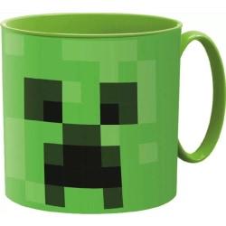 Minecraft Mugg Creeper Grön