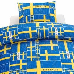 Bäddset - Påslakan Sverige Sverige
