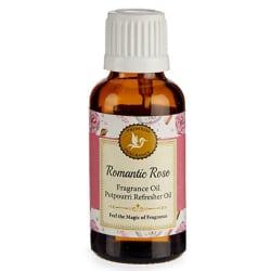 Doftolja Romantic Ros 30 ml Brun