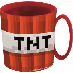 Minecraft Mugg TNT Röd