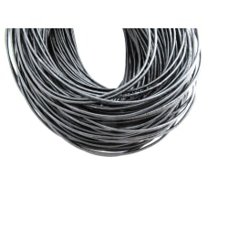 1 meter Läderband