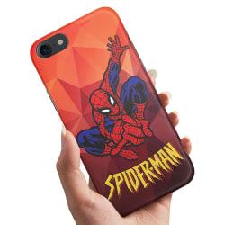 iPhone 5/5S/SE - Skal / Mobilskal Spider-Man