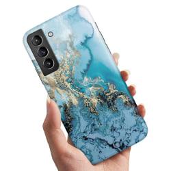 Samsung Galaxy S21 - Skal / Mobilskal Konstmönster