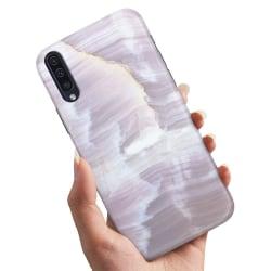 Samsung Galaxy A50 - Skal / Mobilskal Marmor