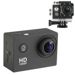 Actionkamera med Dykhus - HD 1080P