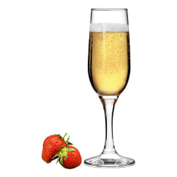 6-Pack Champagneglas - Glas till Champagne - 22cl
