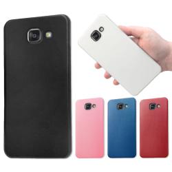 Samsung Galaxy A3 (2016) - Skal / Mobilskal - Flera färger Röd