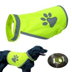 Reflexväst för Hund / Reflex - Medium