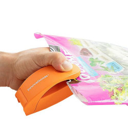 Värmeförseglare - Försegla plastpåsar