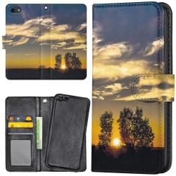 Huawei Honor 7 - Plånboksfodral Sunset