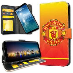 iPhone 12 - Plånboksfodral Manchester United