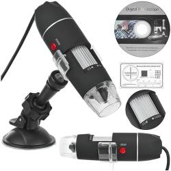Digital Mikroskop USB - 1600x Förstoring