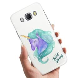 Samsung Galaxy J5 (2016) - Skal / Mobilskal Sweet Dreams Pony