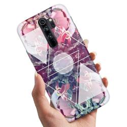 Xiaomi Redmi Note 8 Pro - Skal / Mobilskal High Fashion Design