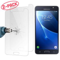 2-Pack - Samsung Galaxy J5 (2016) - Skärmskydd i Härdat Glas