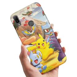 Samsung Galaxy A20e - Skal / Mobilskal Pokemon
