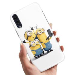 Samsung Galaxy A7 (2018) - Skal / Mobilskal Minions