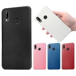 Huawei P20 Lite - Skal / Mobilskal - Flera färger Röd